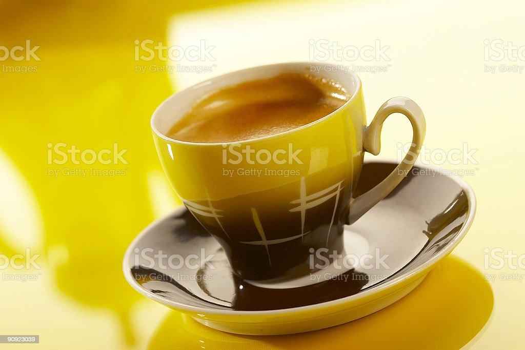 yellow still life royalty-free stock photo