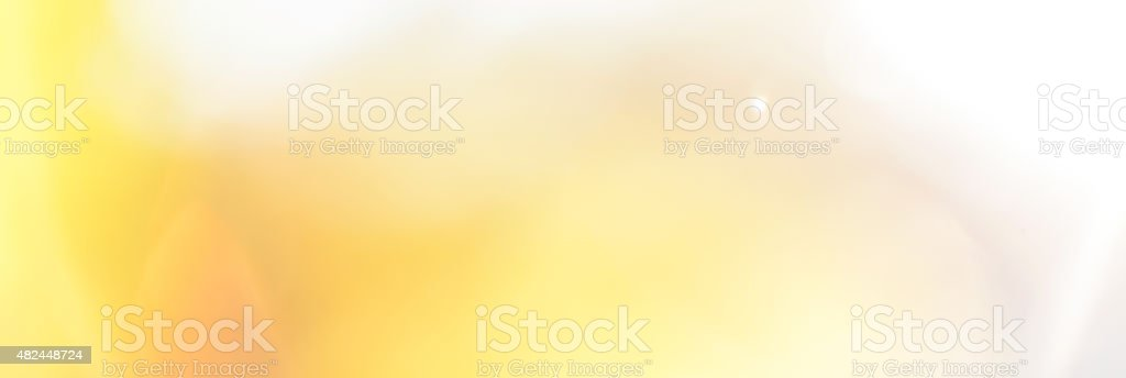 Yellow sunny abstract background stock photo