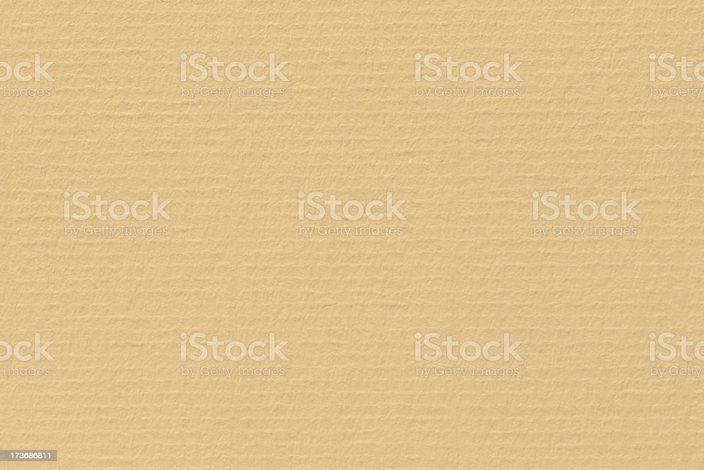 Yellow texture of paper royalty-free stock photo