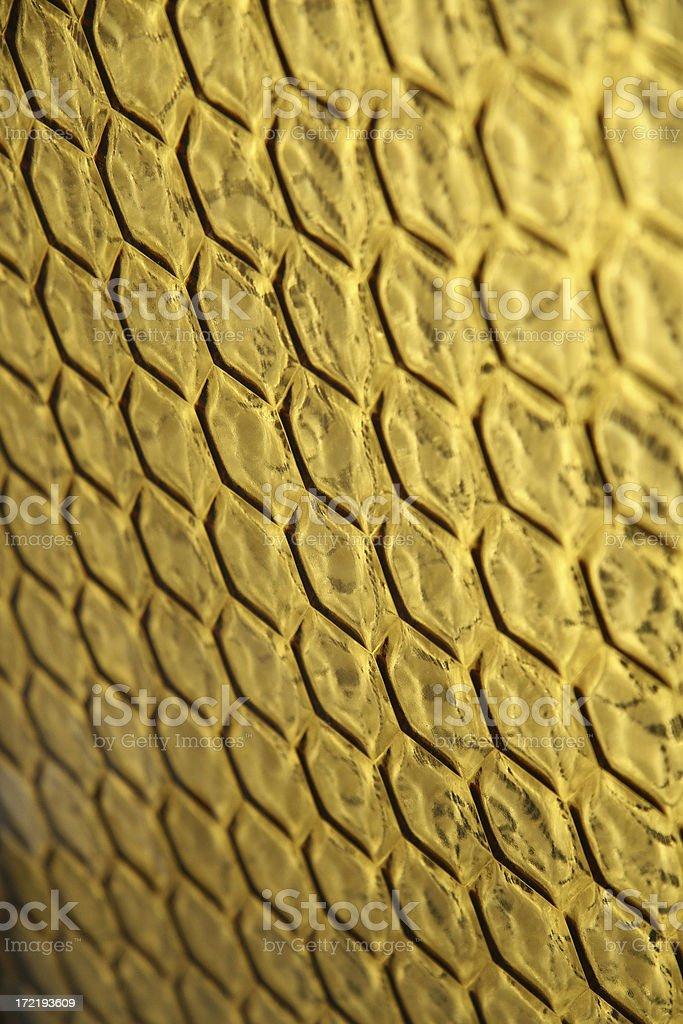 yellow window royalty-free stock photo