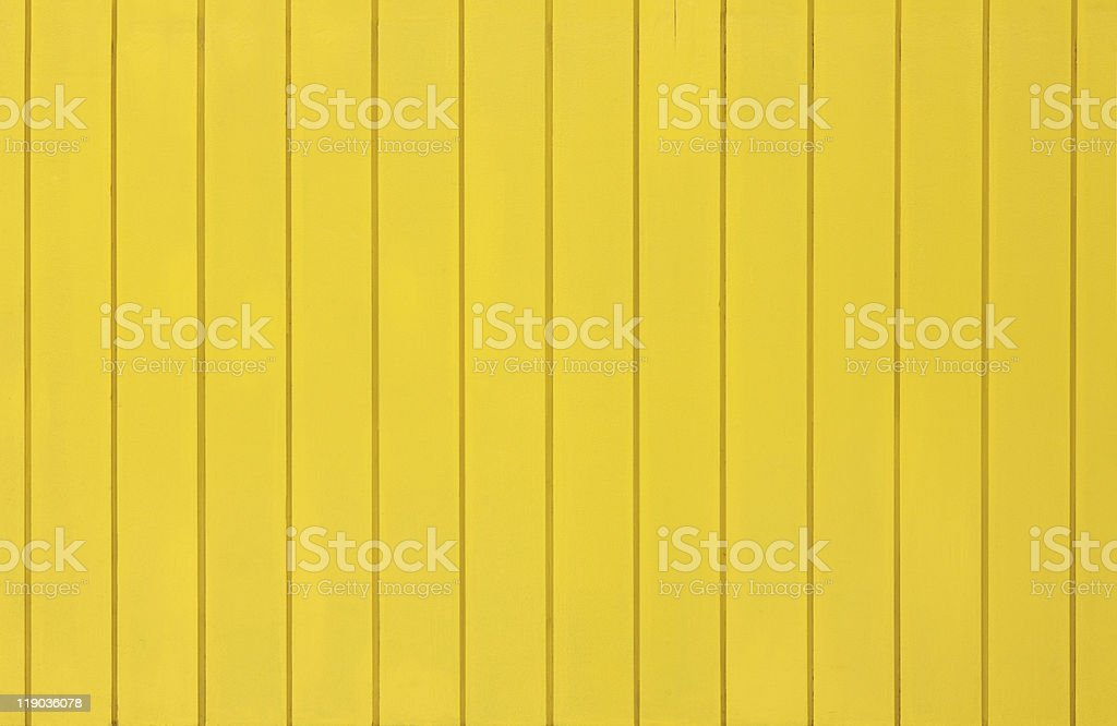 Yellow wooden stripes background royalty-free stock photo