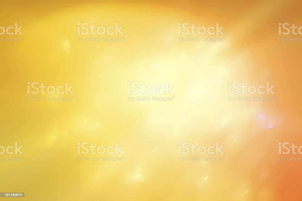 yellow-orange abstract stock photo