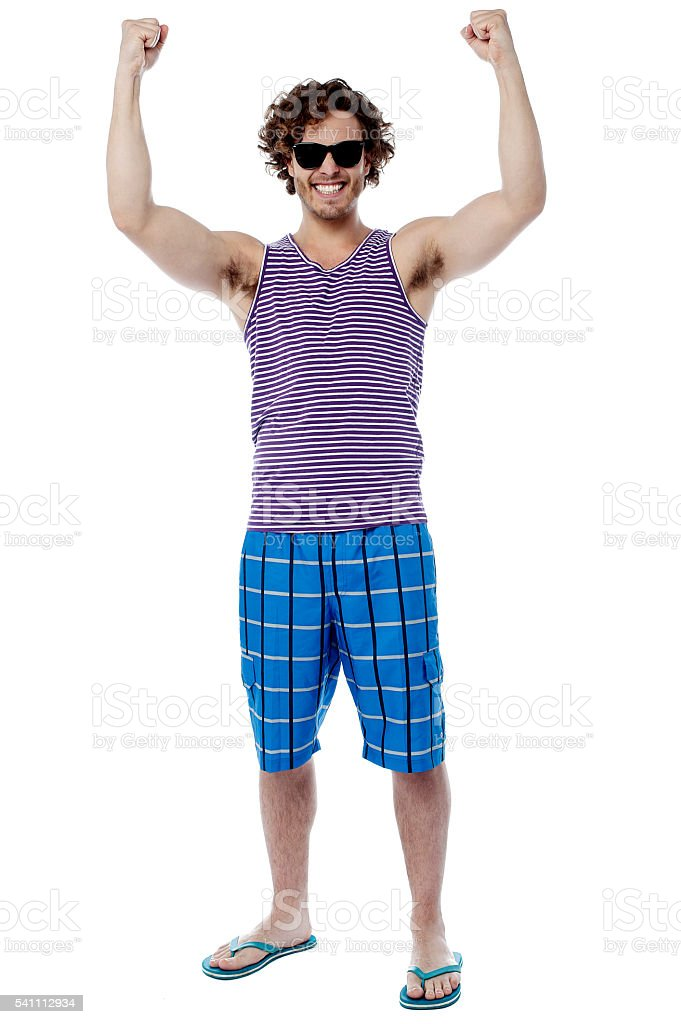 Yes i did it ! stock photo