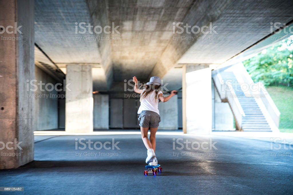 Yes, I did it! stock photo