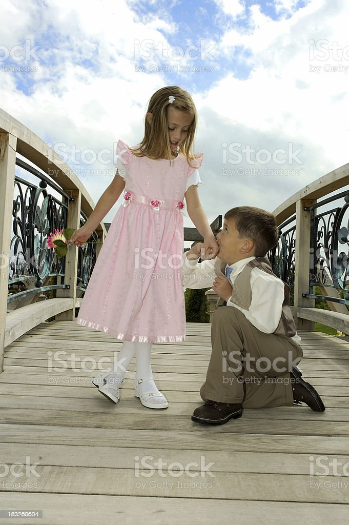 Yes!  I'll Marry You!! stock photo