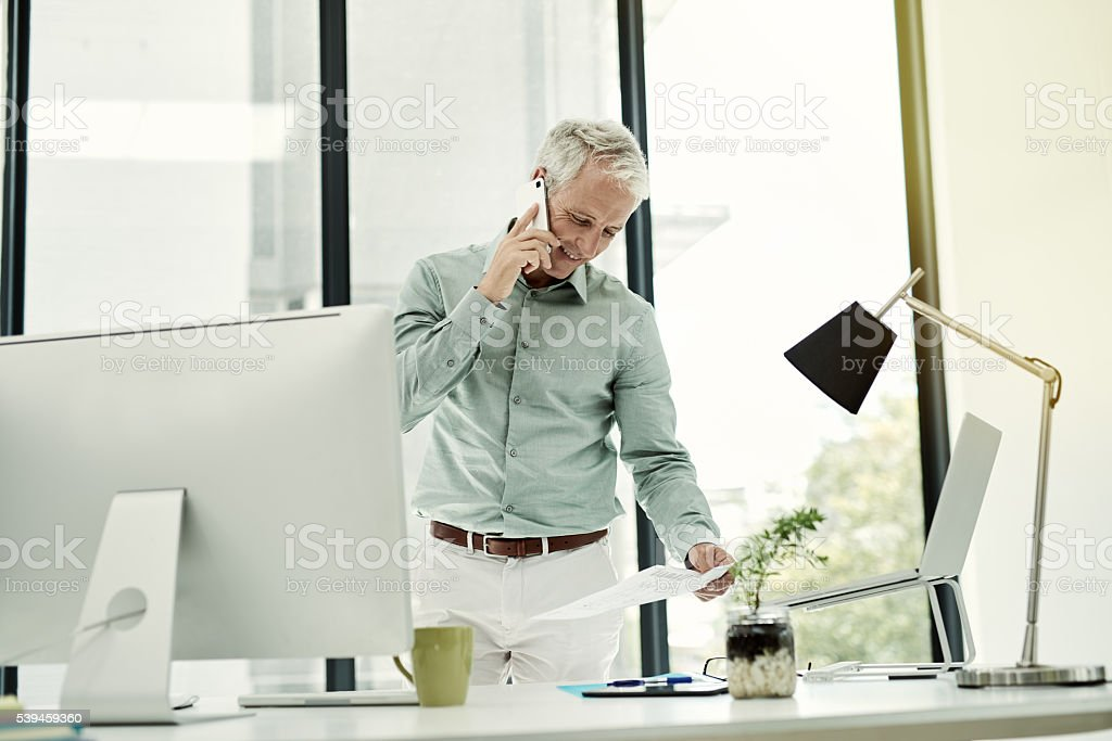 Yes, the contract looks in perfect order stock photo