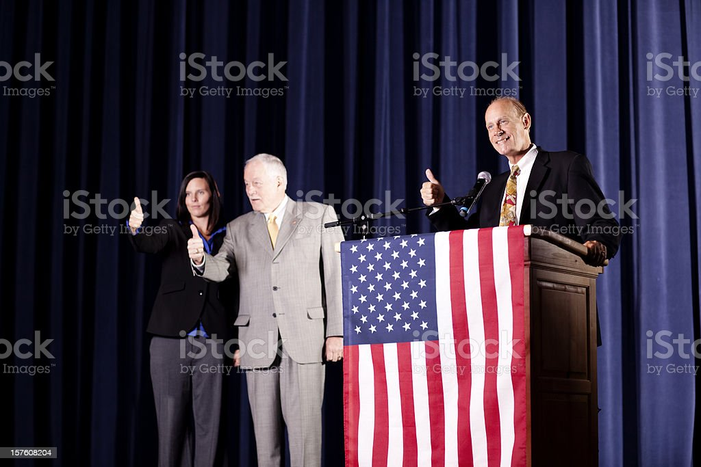Yes We Can! stock photo