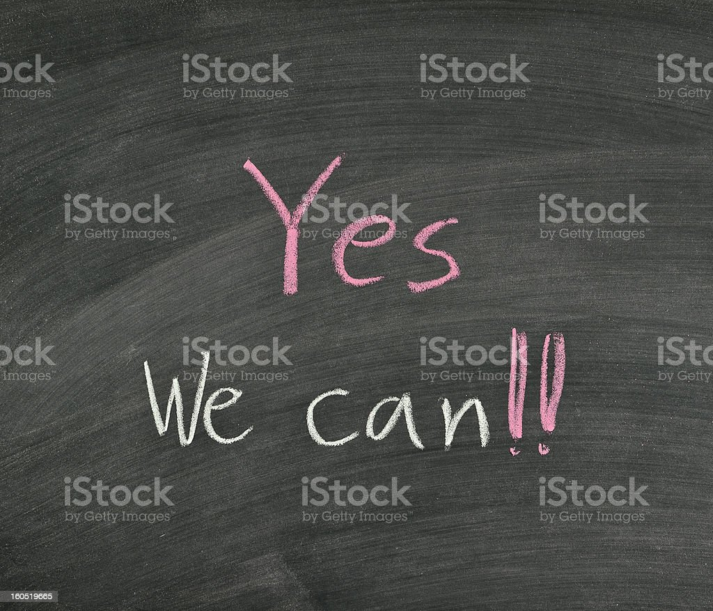 yes we can stock photo