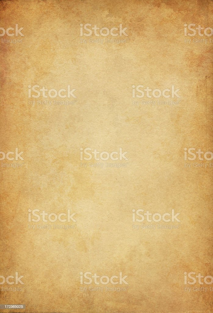 yet another old paper royalty-free stock photo