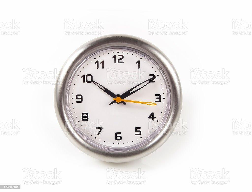 Yet another stock clock! stock photo