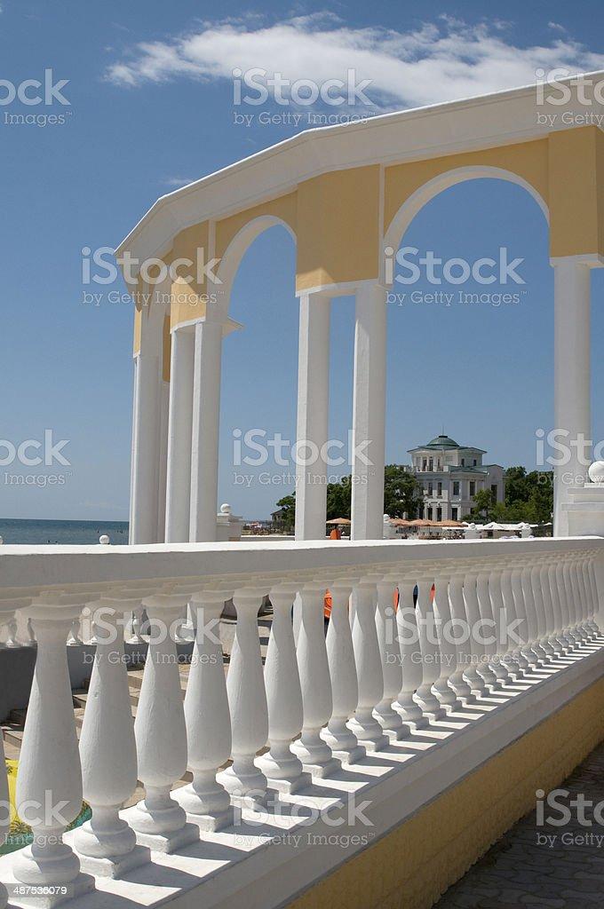 Yevpatoria - Crimea stock photo