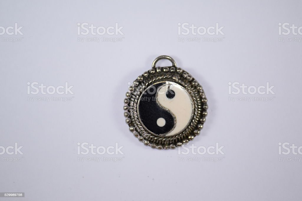 Ying-Yang stock photo