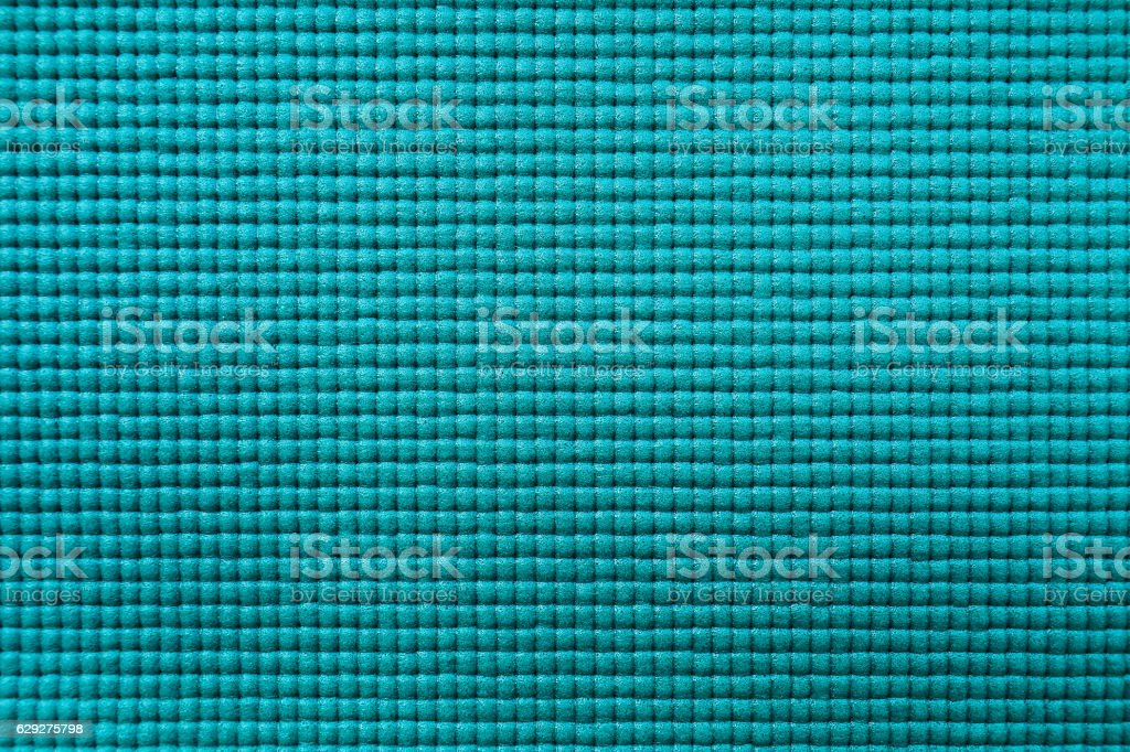 yoga mat texture for pattern and background stock photo