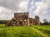 Yohannis I's Castle in Gondar, Ethiopia