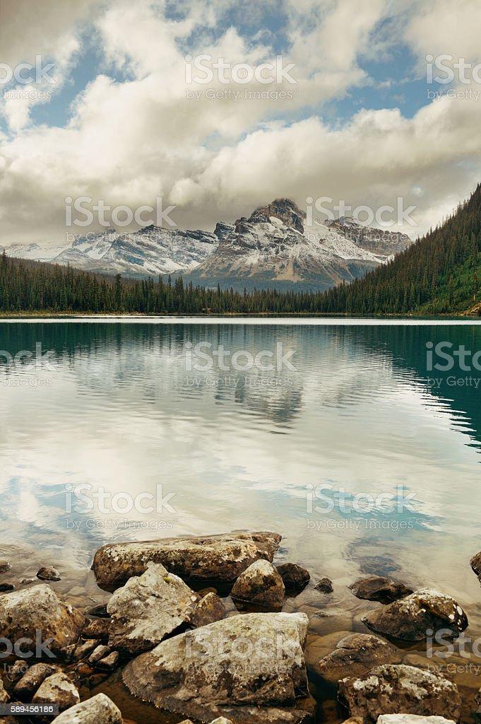 Yoho National Park stock photo