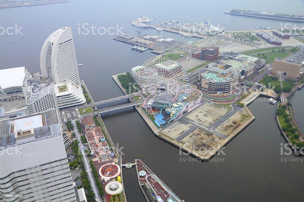 Yokohama, Japan royalty-free stock photo