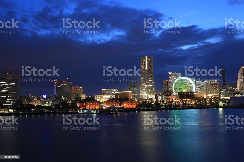 Yokohama, Kanagawa, Japan stock photo
