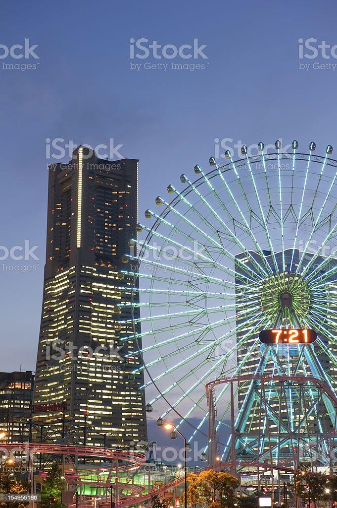 Yokohama stock photo