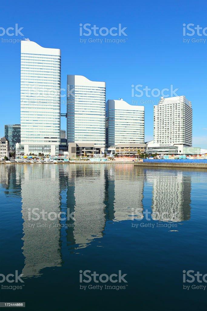 Yokohama royalty-free stock photo