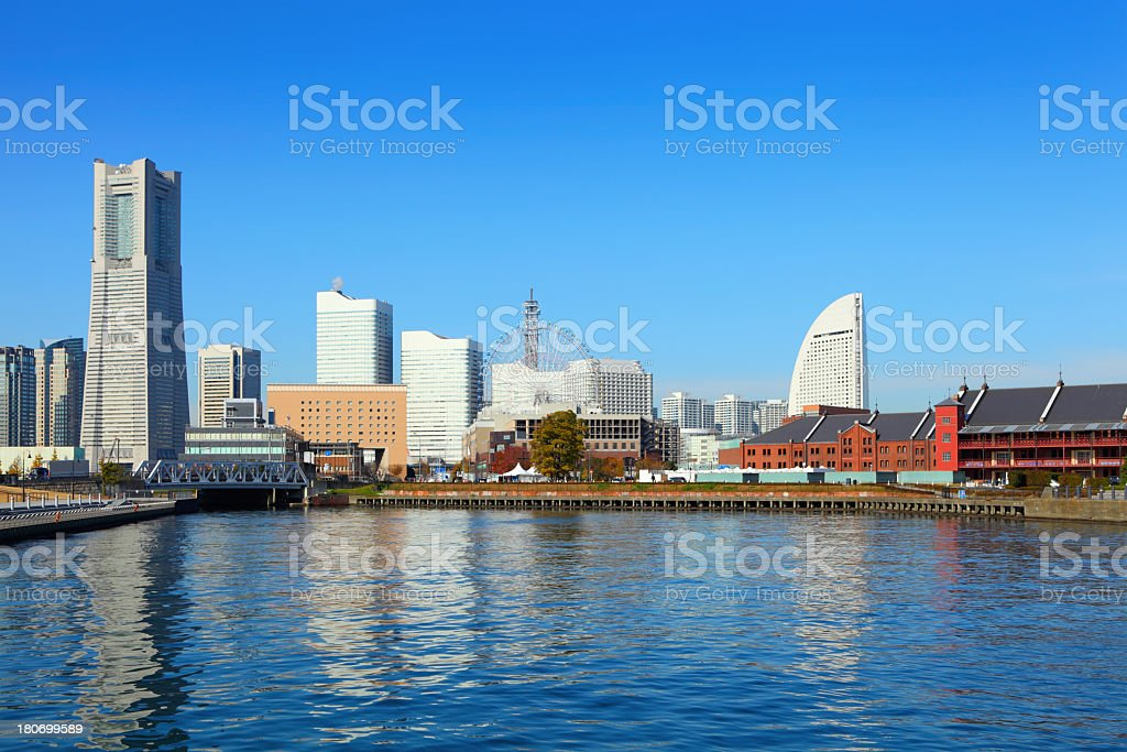 Yokohama royalty-free stock photo