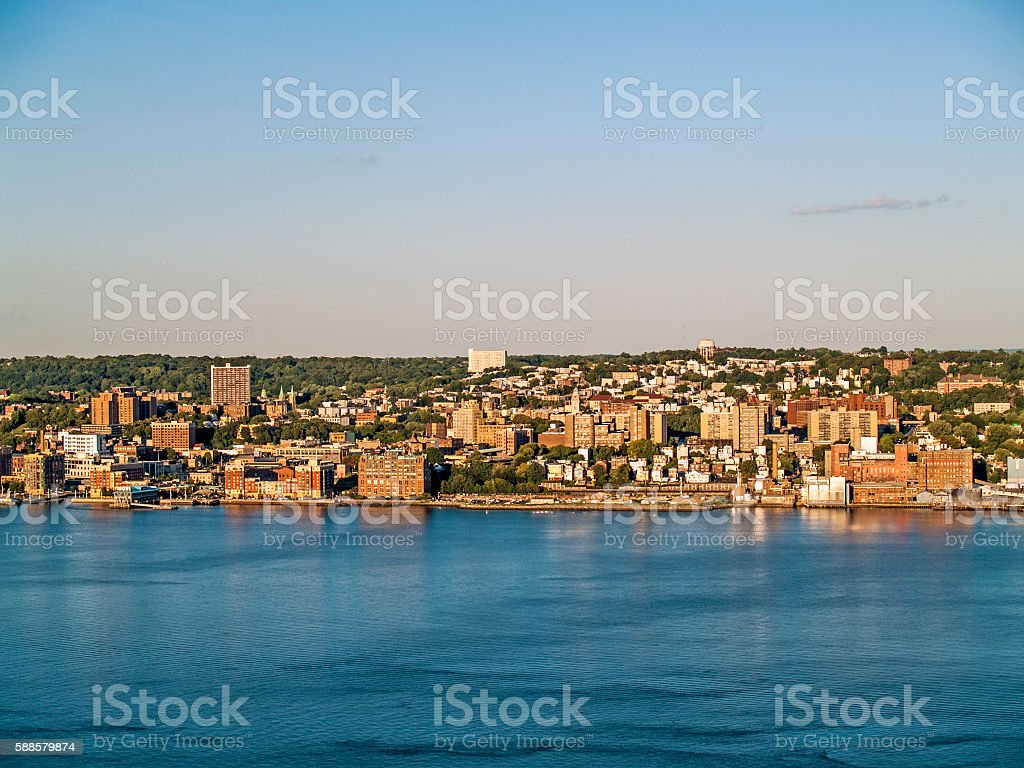 Yonkers, New York stock photo
