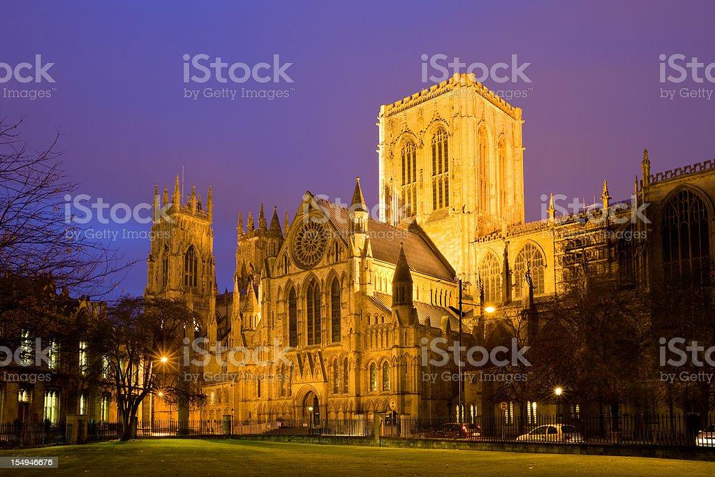 York, England, UK stock photo