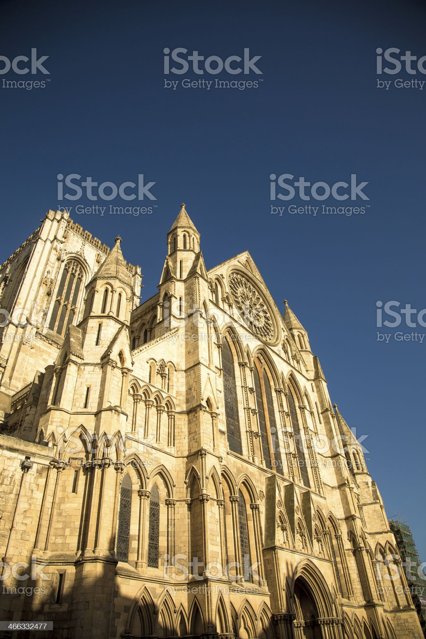York Minster royalty-free stock photo