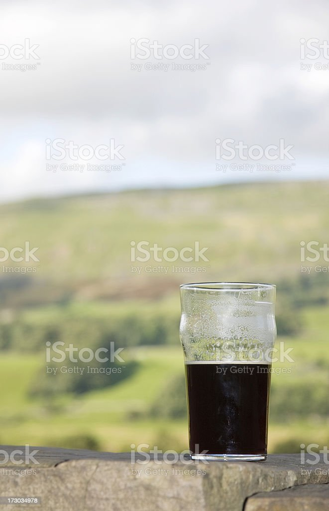 Yorkshire Ale royalty-free stock photo
