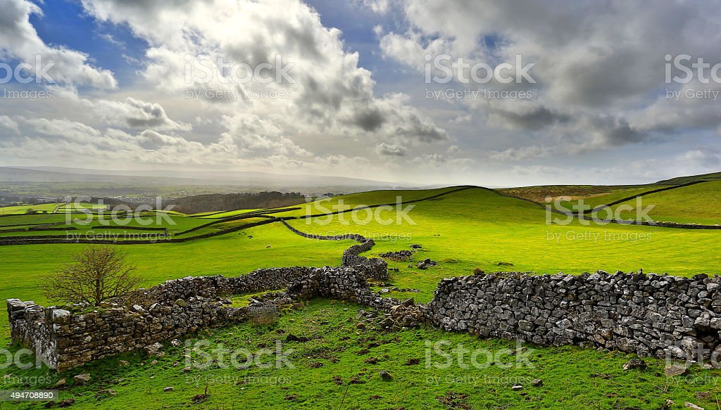 Yorkshire stock photo