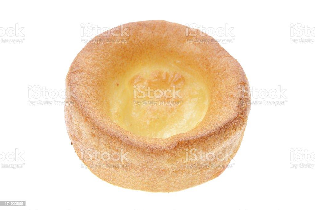 Yorkshire pudding stock photo