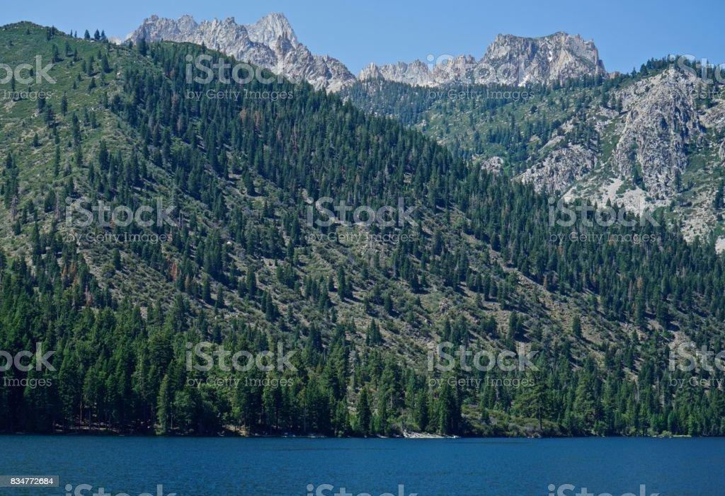 Yosemite Country stock photo