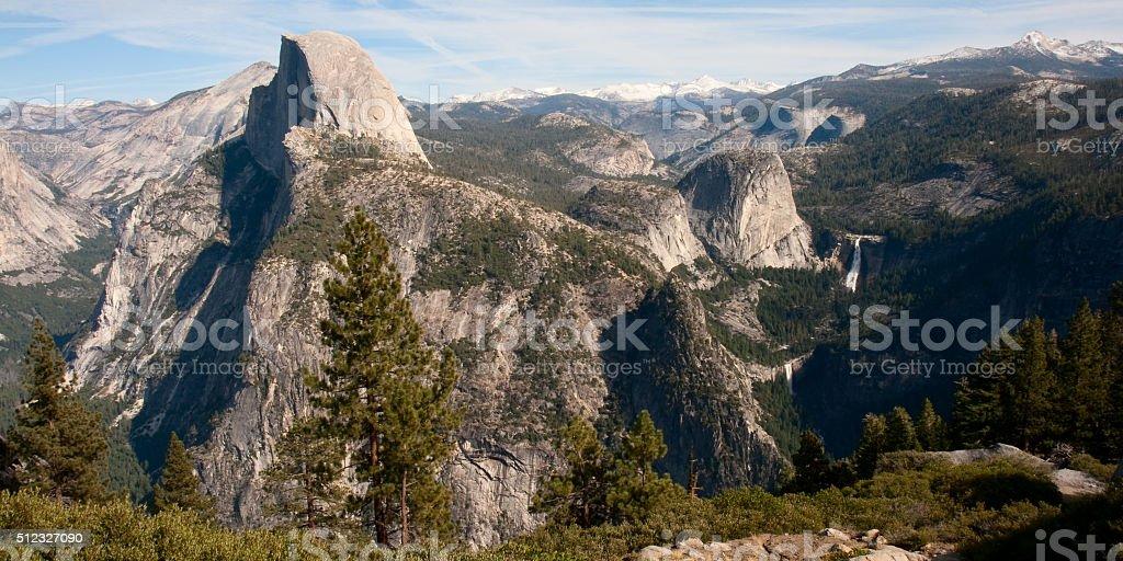 Yosemite Highlands royalty-free stock photo