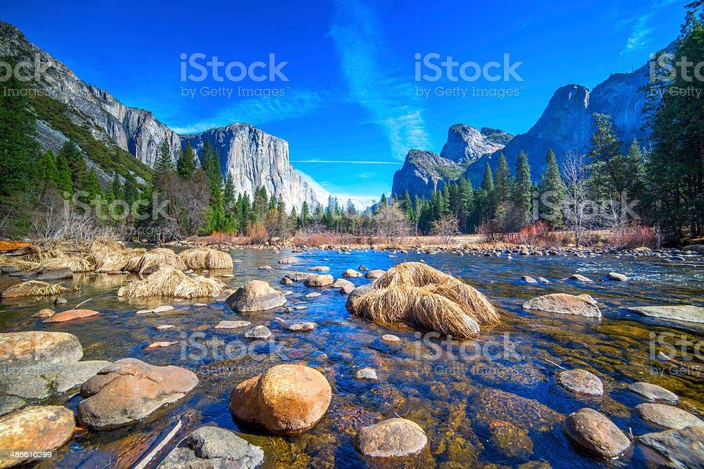 Yosemite National Park , California stock photo