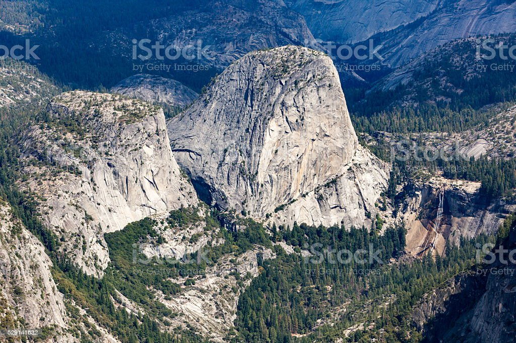 Yosemite National Park, California stock photo