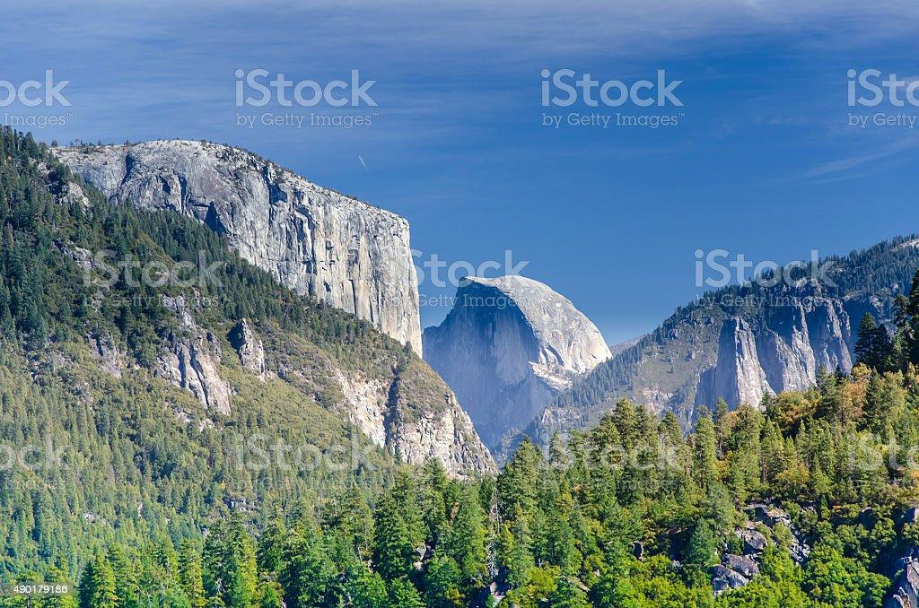 Yosemite Park, California, USA stock photo