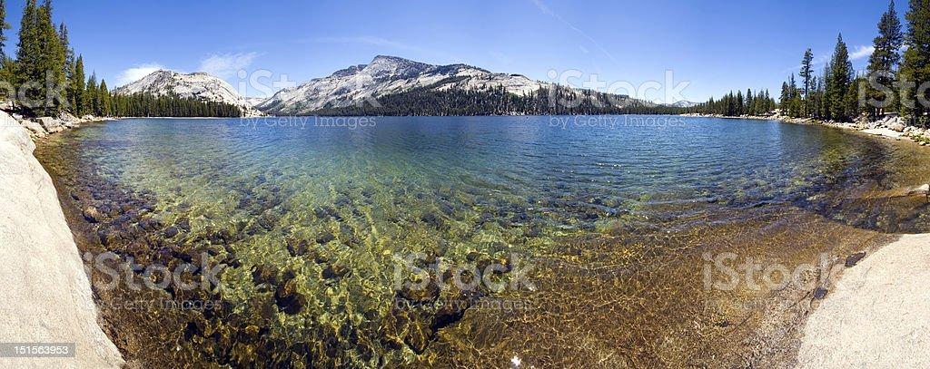 Yosemite Park royalty-free stock photo
