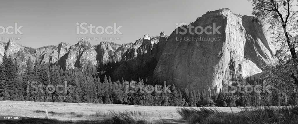 Yosemite royalty-free stock photo