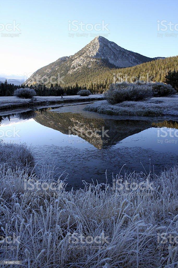 Yosemite Scenic stock photo