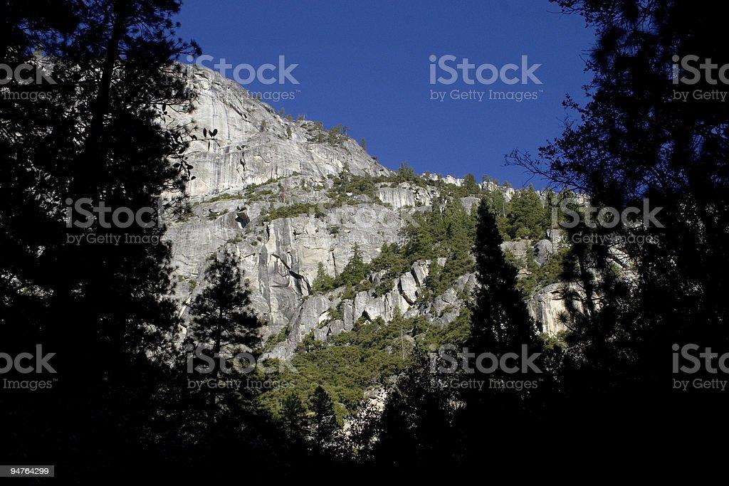 Yosemite valley 14955 royalty-free stock photo