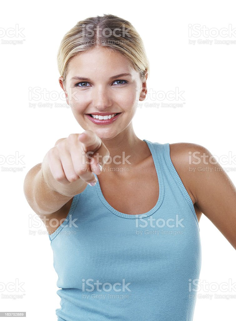 You are awesome! stock photo