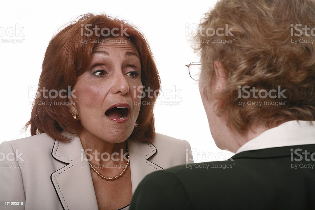 You Are Fired! royalty-free stock photo