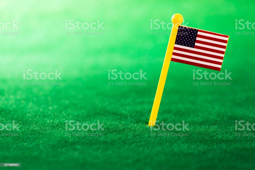 you are in USA royalty-free stock photo