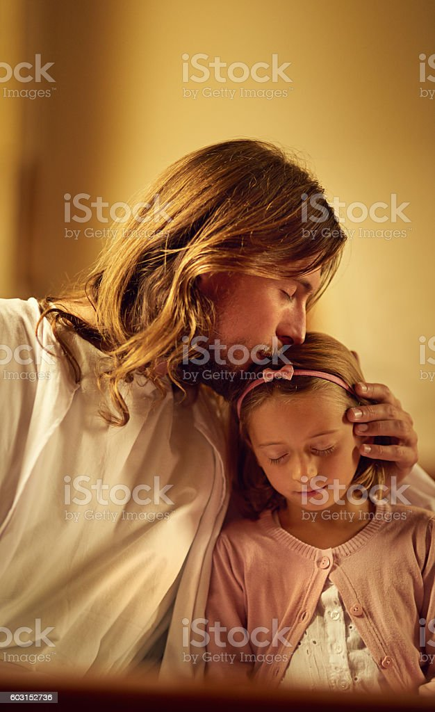 You are loved more than you will ever know stock photo