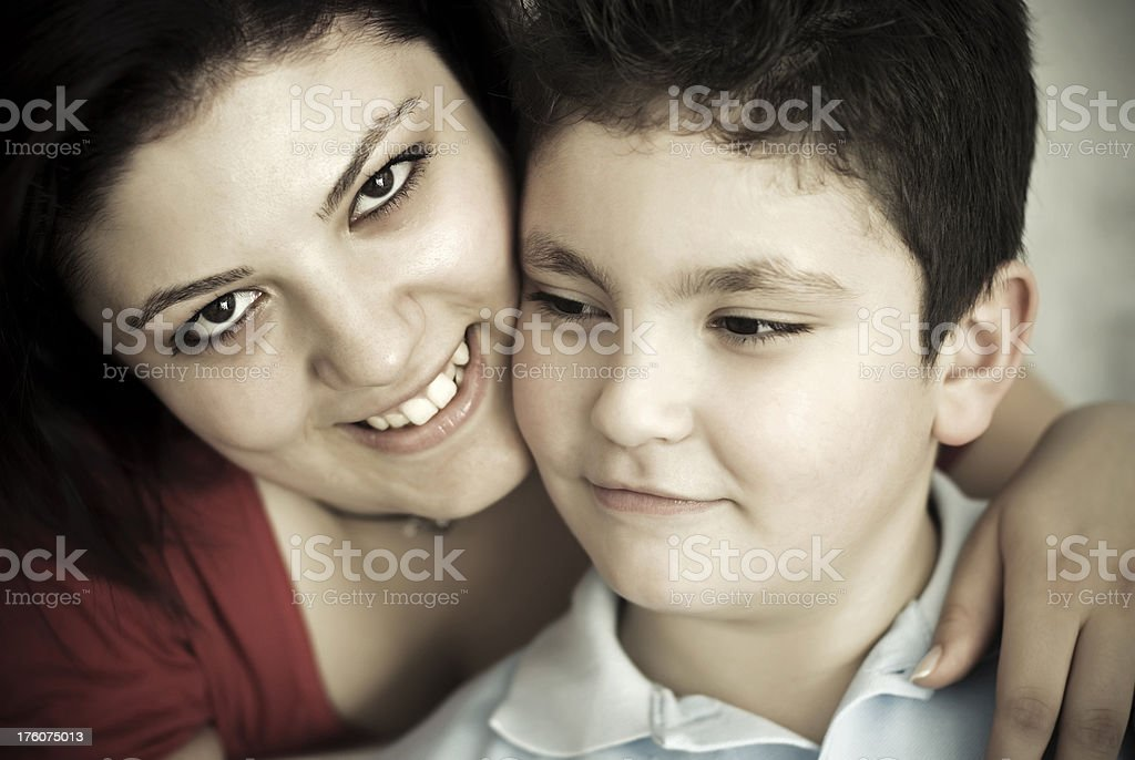You are my everything... royalty-free stock photo