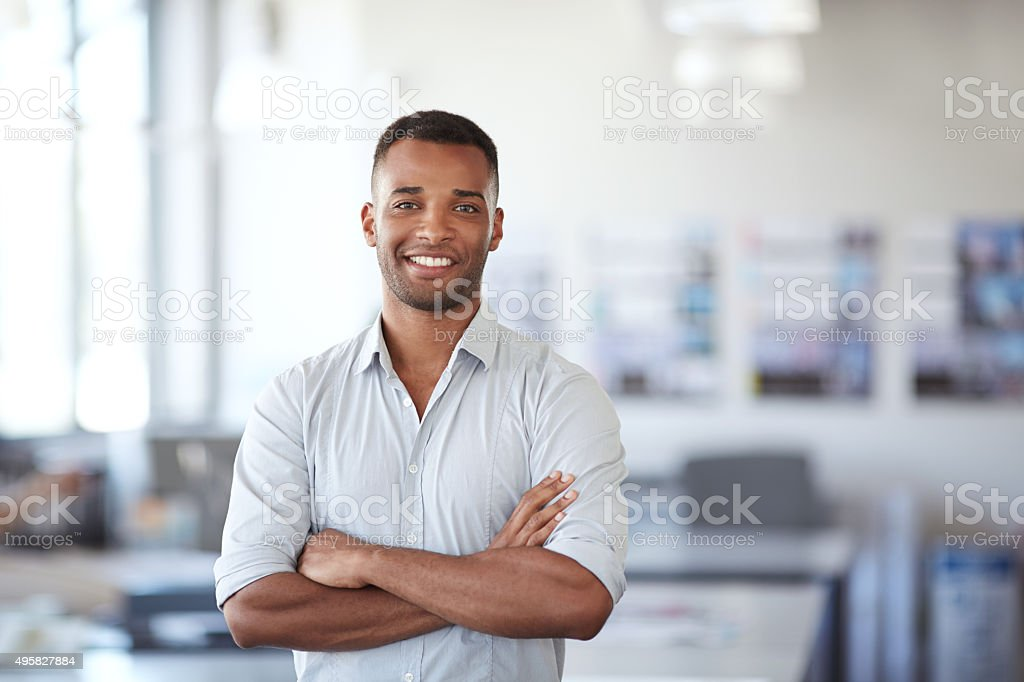 You are the creator of your own success stock photo