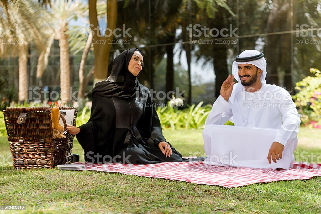 You are too funny habibi stock photo