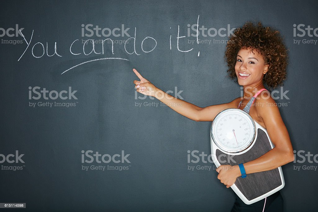 You can have whatever you work for! stock photo
