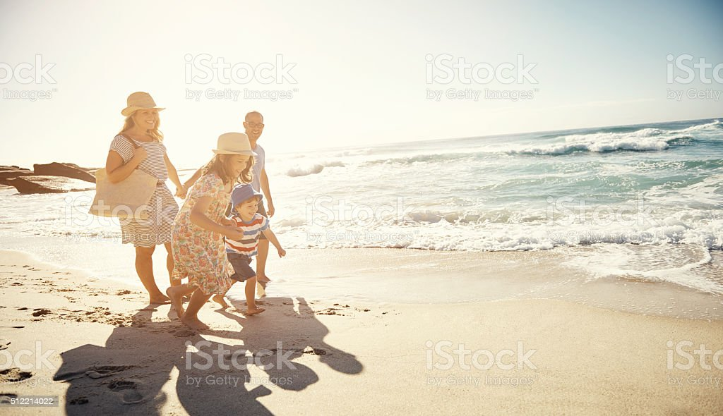 You can never have too much beach stock photo