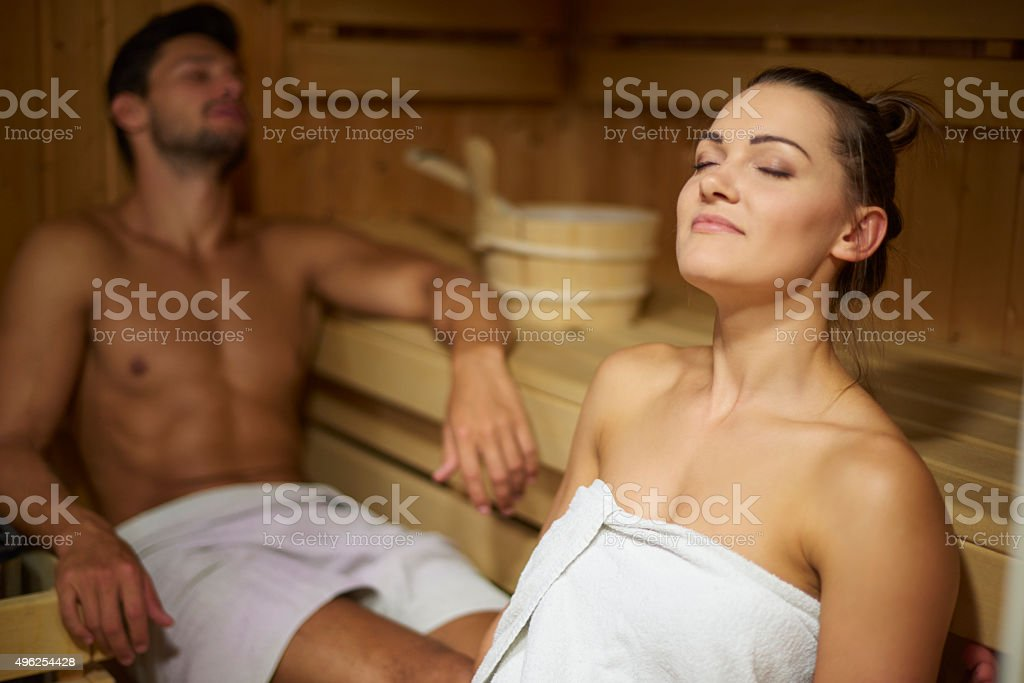 You can think in the calmness stock photo