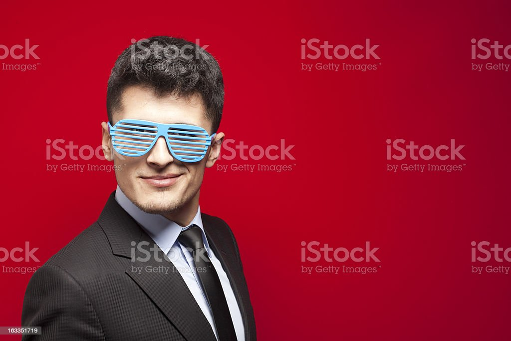 You Can Trust Me? stock photo